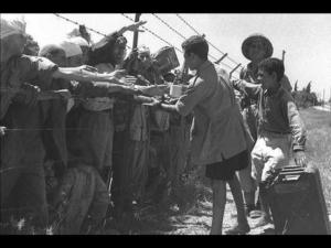 Zionist forced-labor camp 1948. How fast they forget