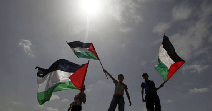 Palestine... Yes! ALL OF PALESTINE WILL BE FREE
