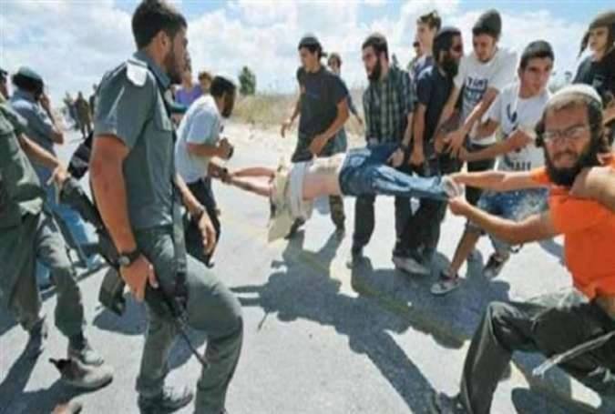 occupation leaders urging to kill Palestinian children