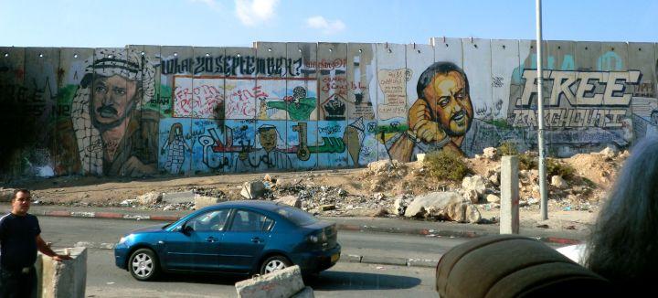 palestinewallgraffitti
